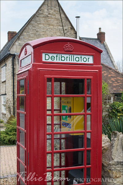 New use for redundant phone boxes