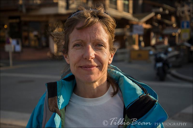 Week 14. Sophie on ski holiday in Morzine, France