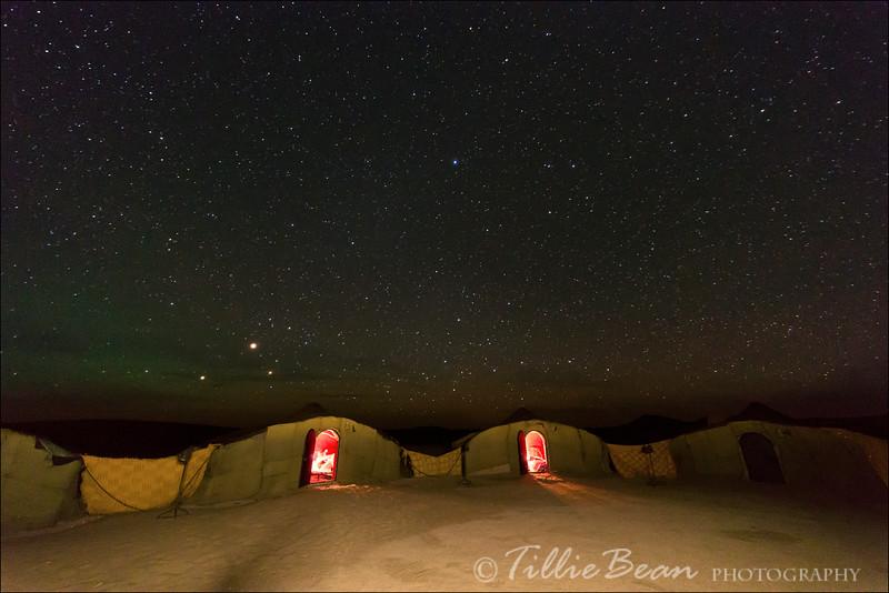Sahara Night