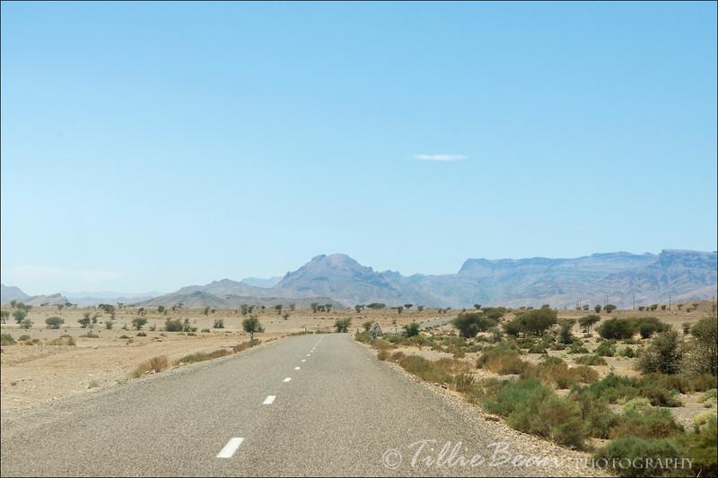 En Route to Taroudannt