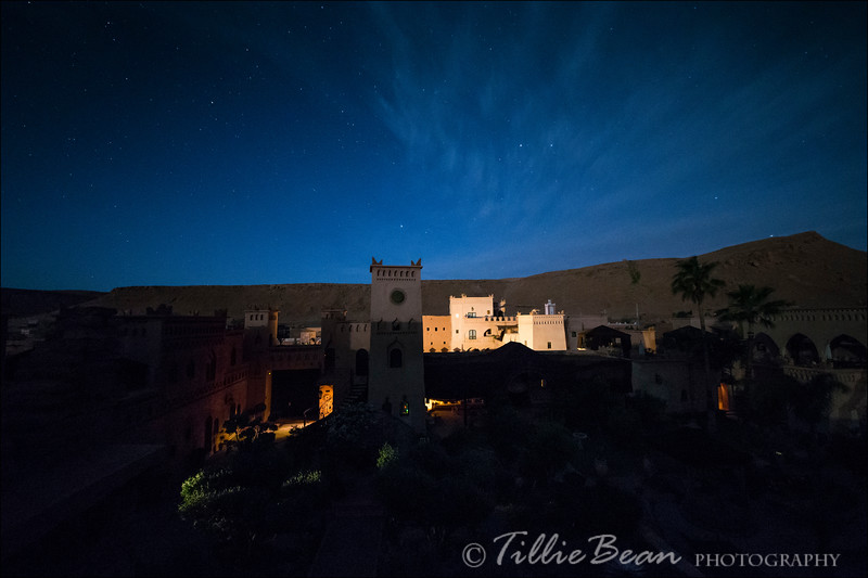 Ait Benhaddou by Night