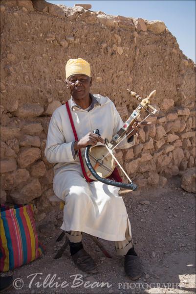 Berber Musician