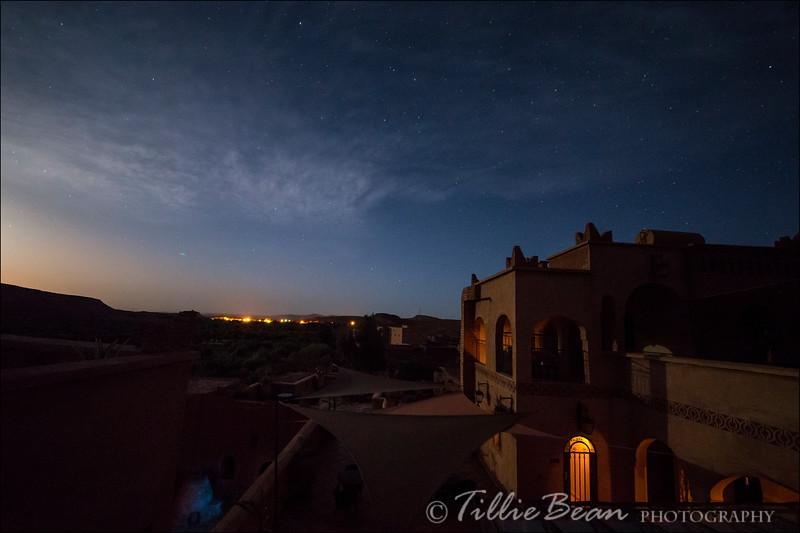 Ait Benhaddou by Night