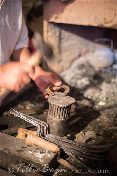 Taroudannt Blacksmith
