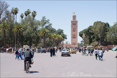 Marrakech Koutoubia Mosque