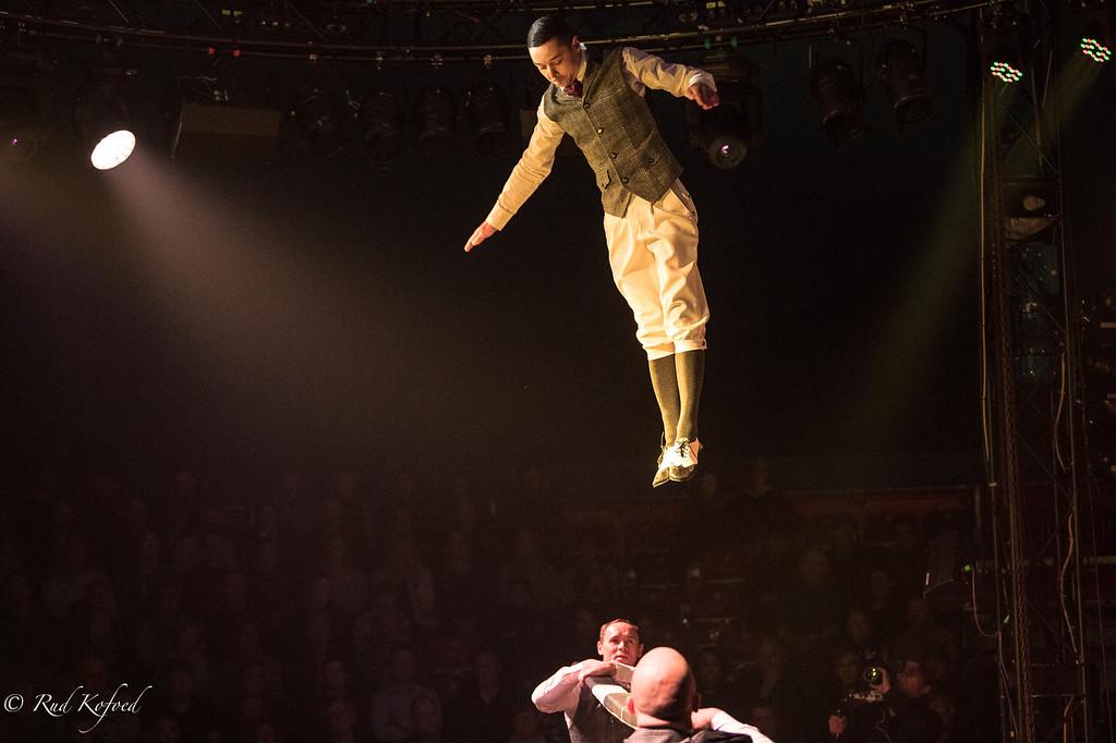 Engelsk og elegant - Crazy Flight lever op til sit flyvende navn