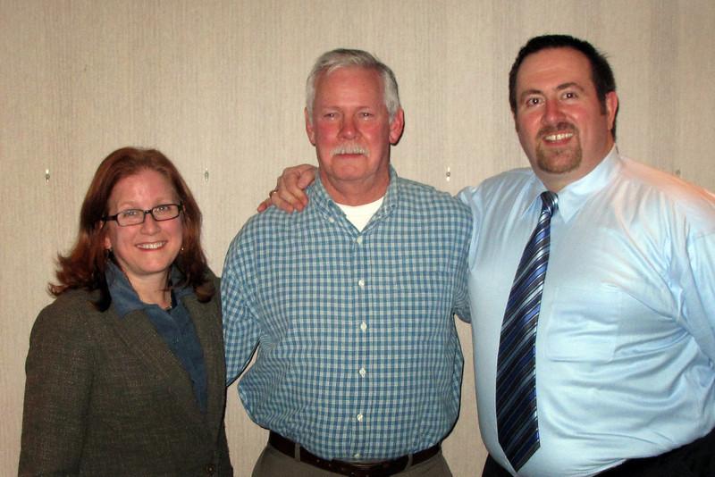 Band Member of the year, Kathy Leistner 2007, Rich Denninger 2008, and Steve Camp, 2006.