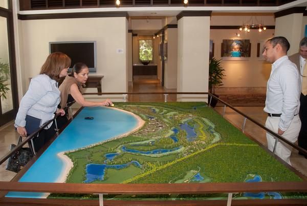 bahia beach  visita nuevo dia revista construcion  2012