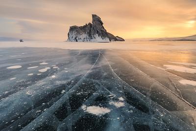 Baikal Sunrise 3