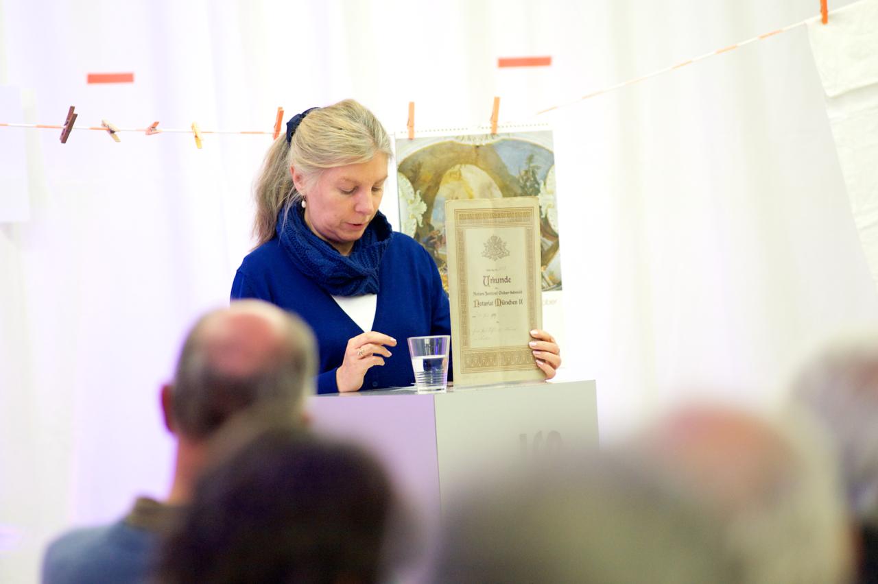 Drittes ErzählCafé | 100 Jahre 100 Dinge – Geschichte/n erzählen von Berg am Laim