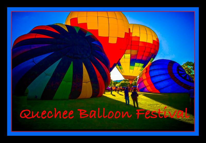 Quechee balloon festival, VT #10