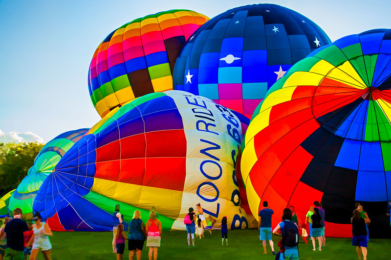Quechee balloon festival, VT #11