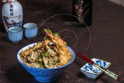 Tempurá - Restaurante Kabuto