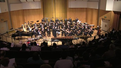Caught in the Roundabout, Fresno State Wind Orchestra
