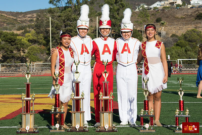 October 28, 2017 Mt. Carmel Band Review