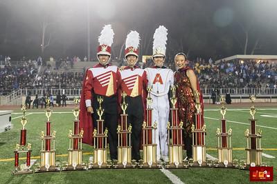 October 28, 2017 Mt. Carmel Field Show Tournament