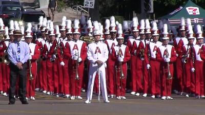 20191026 Varsity Band