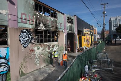 Oakland Warehouse Fire
