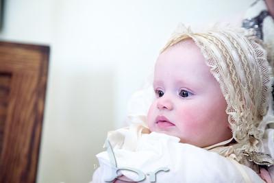 AMELIA GEWIN - CHRISTENING