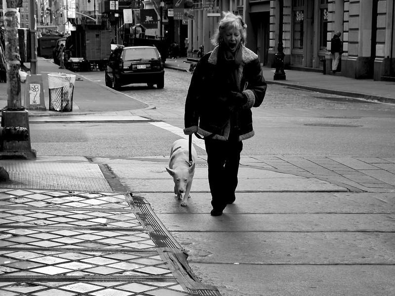 SoHo – New York City, 2001