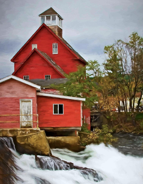 Ashland Grist Mill  Ashland, New Hampshire