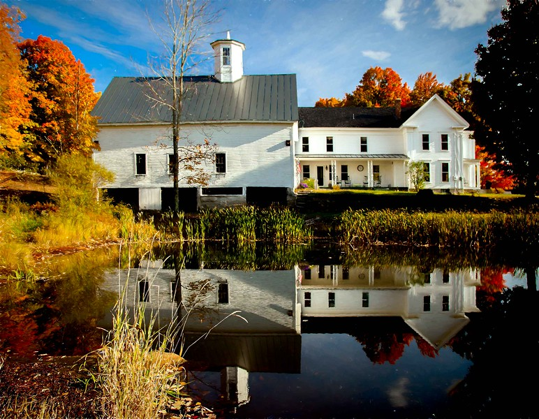 New london Barns, NH