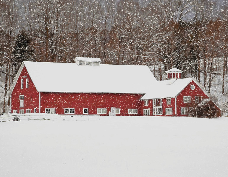 barns  at Marshland Farms, Quechee , VT #2
