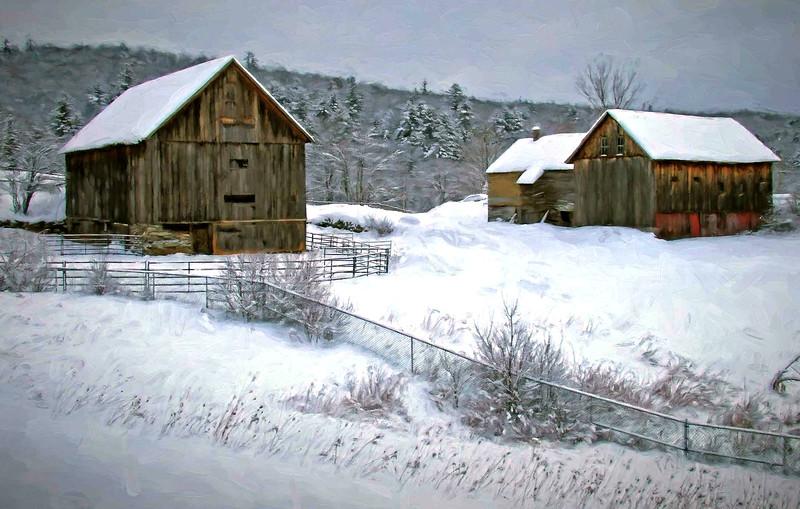 Horton Farm, Grantham, NH