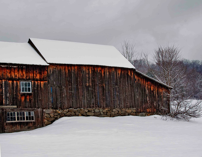 Barns, South Woodstock, VT