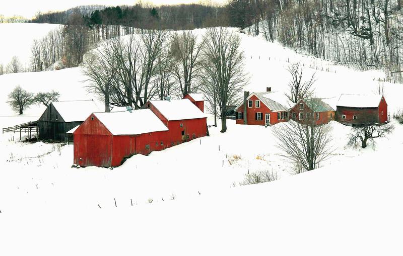 Jenne Farm, Reading, Vt #5