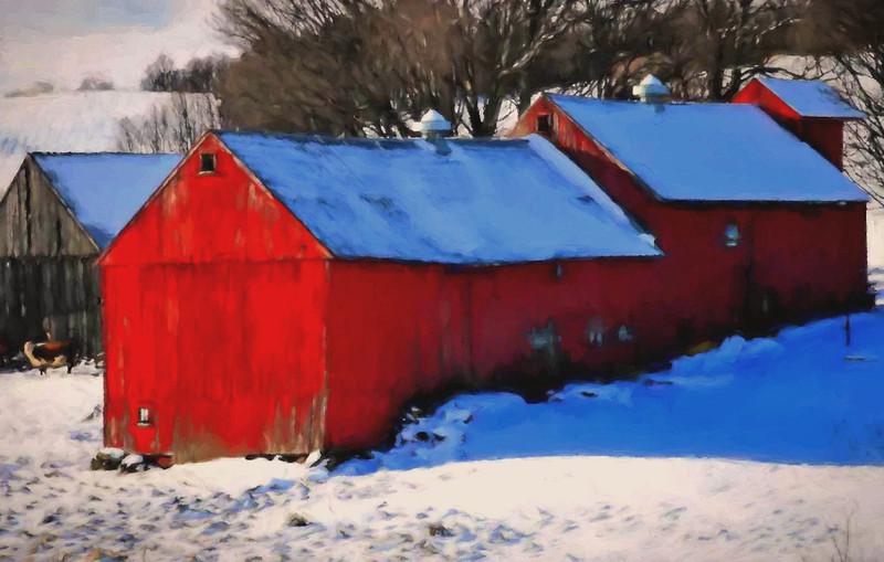 Jenne Farm, Reading, Vt #13