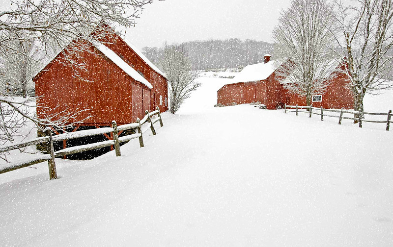 barns on RED BARN ROAD, Quechee , VT #6