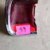 49 - ORIGINAL Left Tail Light (lens borken)