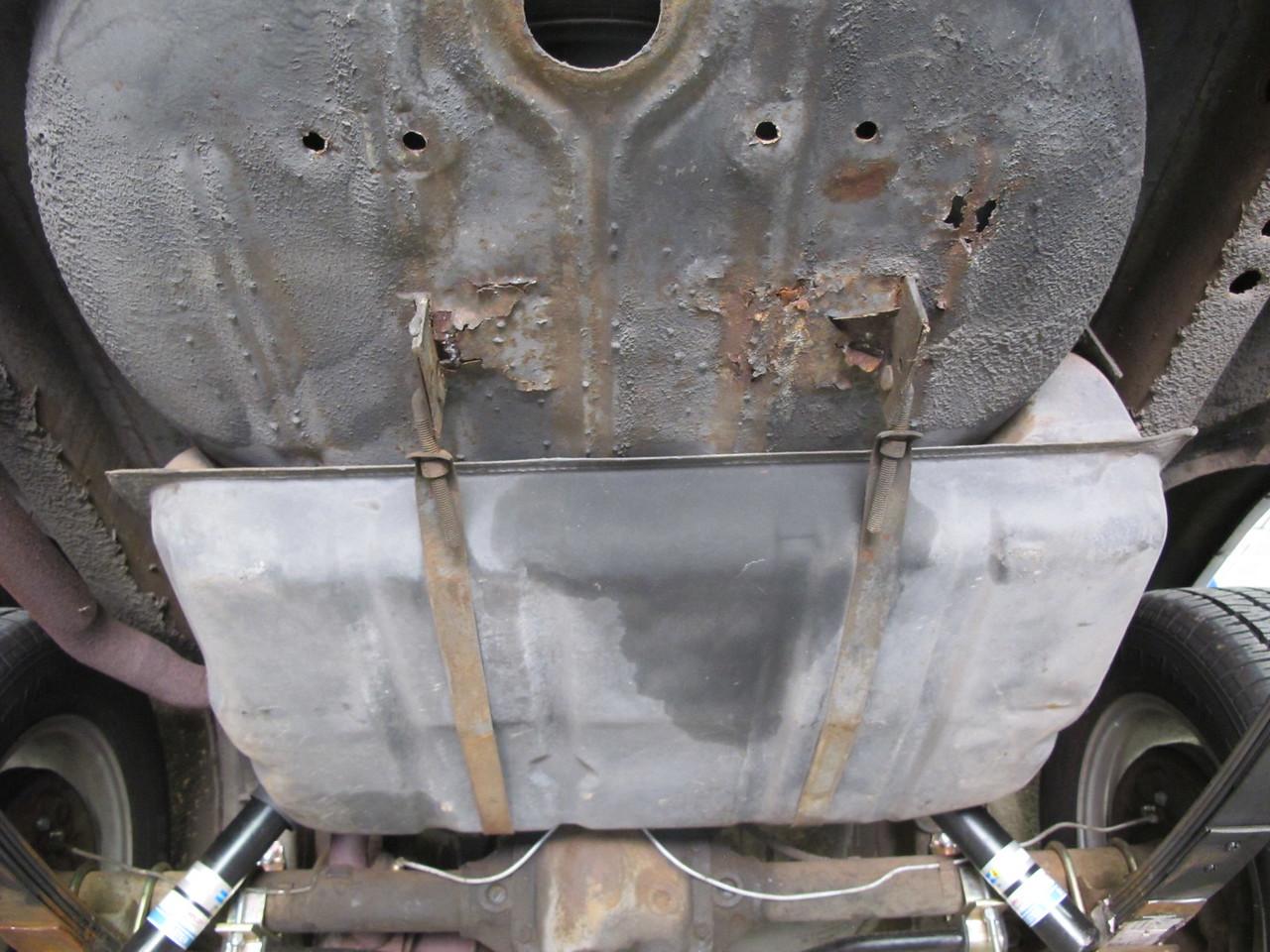 Carpenter 1969 Barracuda 125