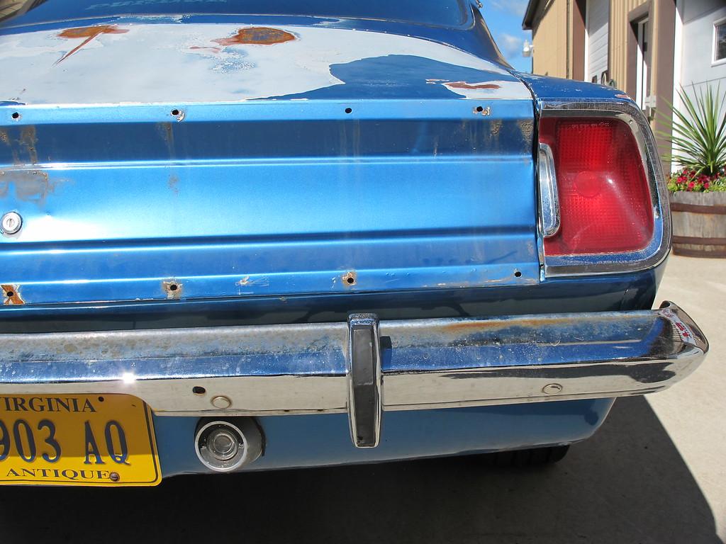 Carpenter 1969 Barracuda 048