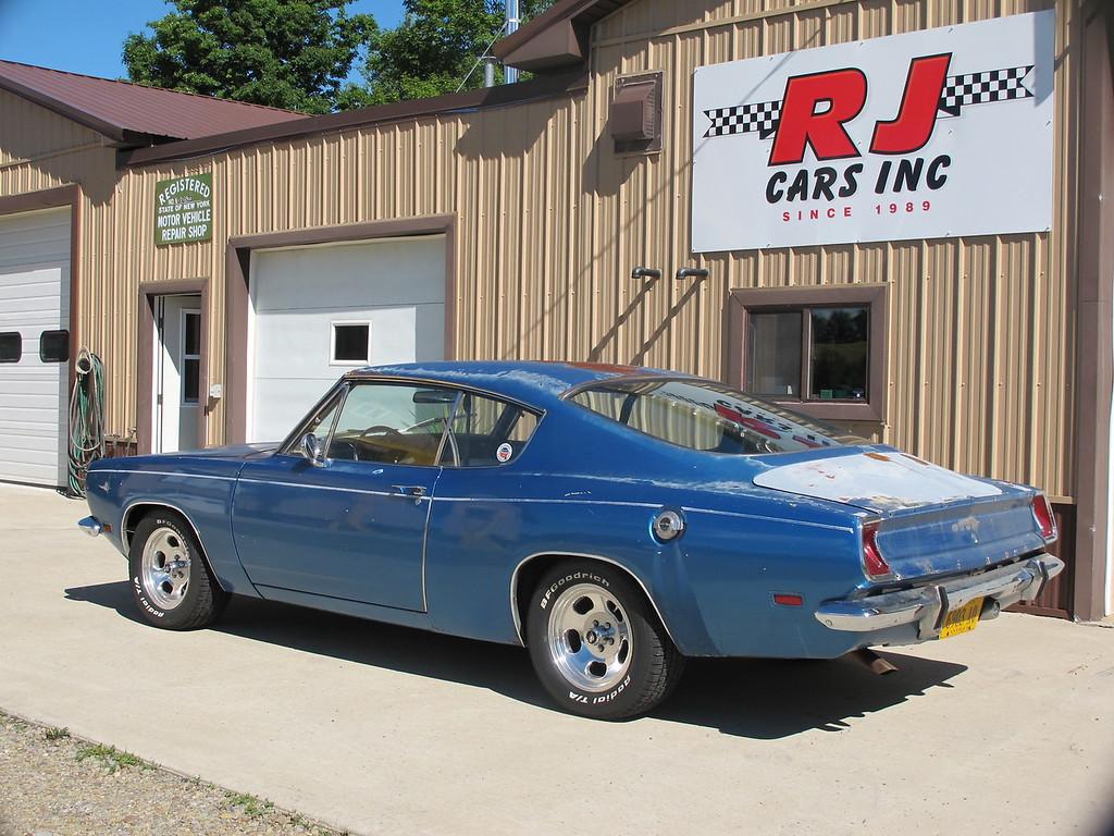Carpenter 1969 Barracuda 020