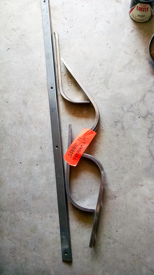 S11 - USED Rear Seat Trim
