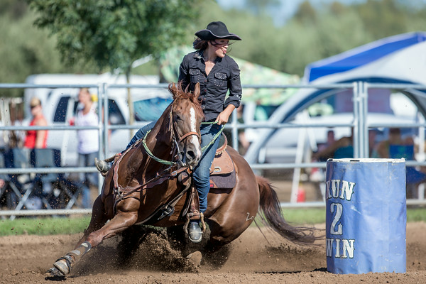2014 BARREL RACES