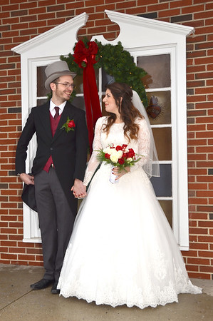 BARRY & LISA WEDDING - DECEMBER 17, 2017