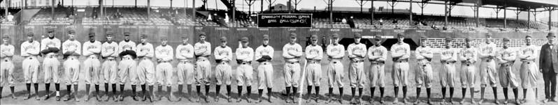 Brooklyn Tip Tops, Federal League, 1914.