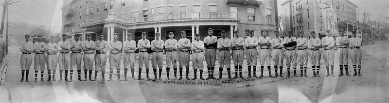 Brooklyn Trolley Dodgers NL, 1911.