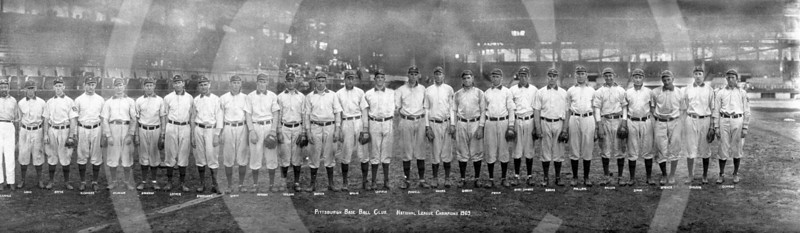 Pittsburg Pirates, National League Champions, 1909.