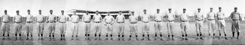 St Louis Cardinals NL, 1909.