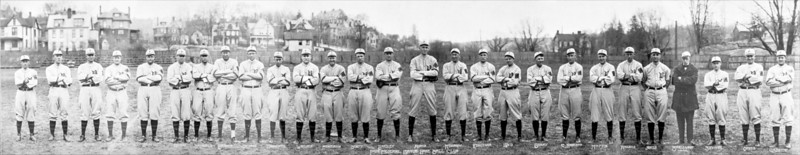PGH. Federal League Baseball club, 1914.