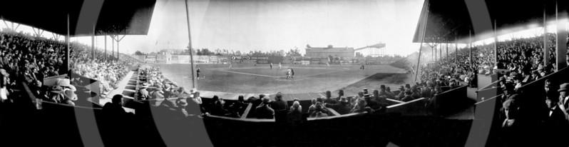 Washington Park, Los Angeles, California, 1911.