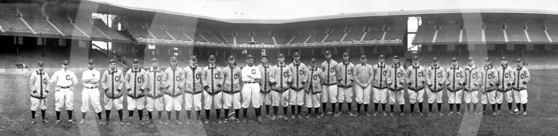 Cleveland Naps AL,1910.