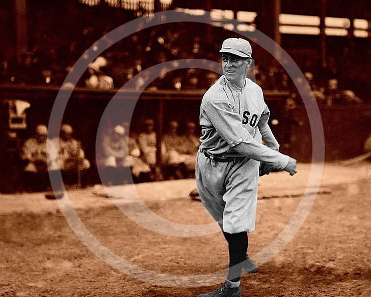 Smoky Joe Wood, Boston Red Sox AL 1913