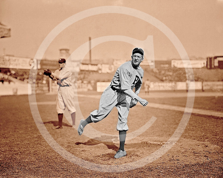 Grover Cleveland Alexander, Philadelphia Phillies NL 1913