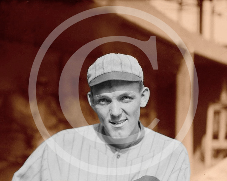 Buck Weaver, Chicago White Sox AL 2 Oct 1917