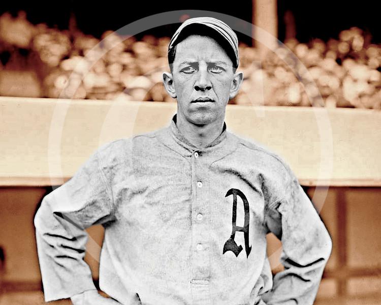 Eddie Collins, Philadelphia Athletics AL 1913